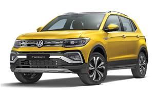 Production-spec Volkswagen Taigun revealed