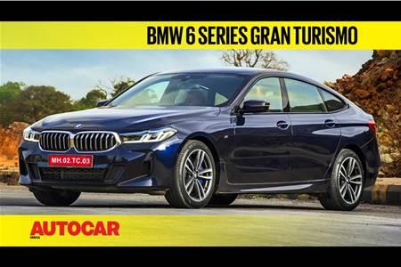 2021 BMW 630i Gran Turismo video review