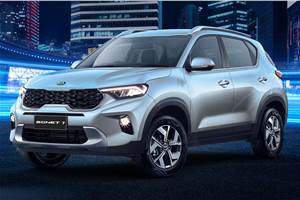 Kia Sonet with seven seats revealed for Indonesia