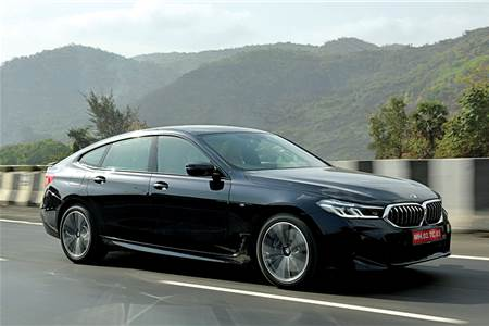 2021 BMW 630i Gran Turismo review, test drive