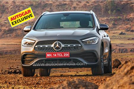 2021 Mercedes-Benz GLA review, test drive