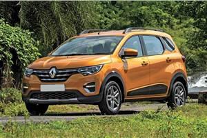 Renault Triber sales cross 75,000 unit mark