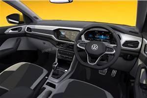 Volkswagen Taigun interior render revealed