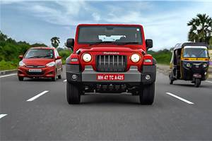 Mahindra Thar real world fuel economy tested, explained