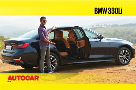 BMW 3 Series Gran Limousine 330Li petrol video review