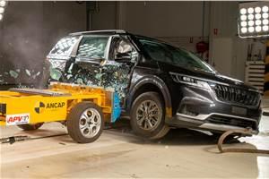2021 Kia Carnival secures 5-star rating in Australian NCAP
