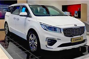 Kia Carnival offered with 30 day return scheme