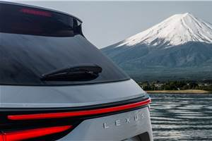 Next-gen Lexus NX SUV to be unveiled on June 12