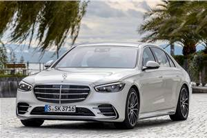 New Mercedes S-Class India launch by late-June 2021