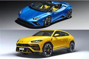 Lamborghini India doubles volumes in FY2021