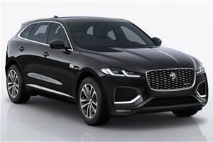 New Jaguar F-Pace facelift launched at Rs 69.99 lakh