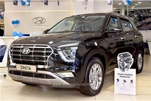 Hyundai Creta crosses 6 lakh-unit sales milestone in India
