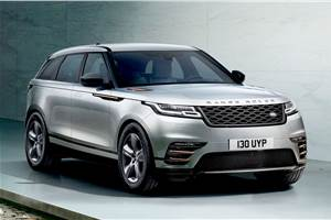2021 Range Rover Velar launched at Rs 79.87 lakh