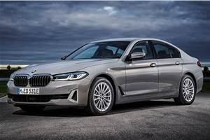 BMW 5 Series facelift India launch on June 24