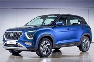 Updated Hyundai Creta launched overseas