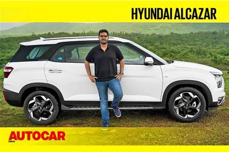 Hyundai Alcazar video review