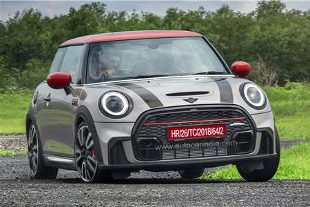 2021 Mini John Cooper Works review, test drive