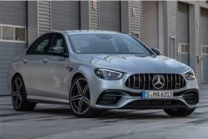 Mercedes-AMG E 63S, E 53 India launch on July 15, 2021