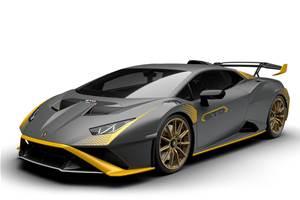 Lamborghini Huracan STO India launch on July 15