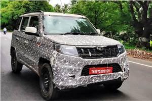 New Mahindra Bolero Neo to launch soon