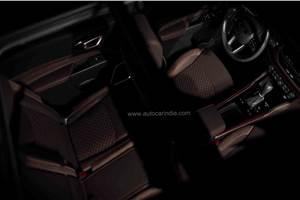 Jeep Commander (Meridian) interior teased for the first time