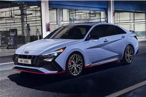 Hyundai Elantra N with 276hp revealed