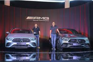 Mercedes AMG E53, E63 S launched at Rs 1.02 crore