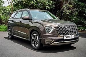 Hyundai Alcazar bookings cross 11,000 units