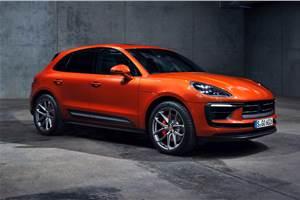 2021 Porsche Macan facelift revealed