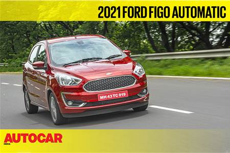 2021 Ford Figo 1.2 AT video review