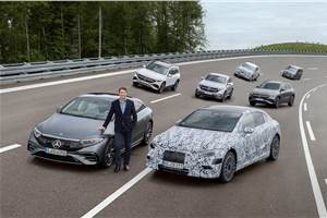 Mercedes-Benz to go all electric by 2030