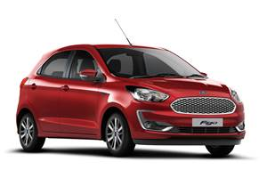 Ford Figo automatic launched at Rs 7.75 lakh