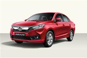 Honda Amaze facelift launch by August 17