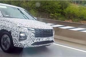 Hyundai Creta facelift: new styling details revealed