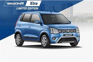 Special edition Maruti Suzuki Wagon R launched
