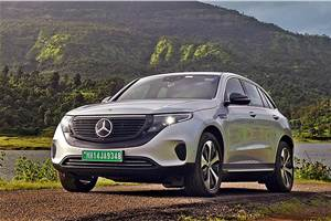 Mercedes Benz EQC bookings open for second batch