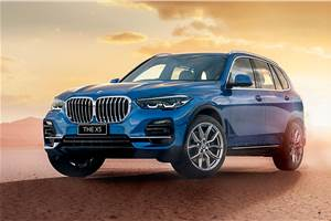 BMW X5 SportX Plus launched at Rs 77.90 lakh