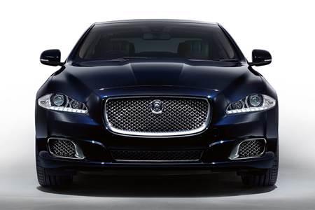 Jaguar XJ Ultimate photo gallery