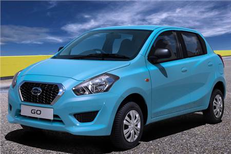 New Datsun GO photo gallery