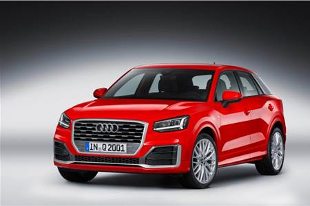 Audi Q2 photo gallery