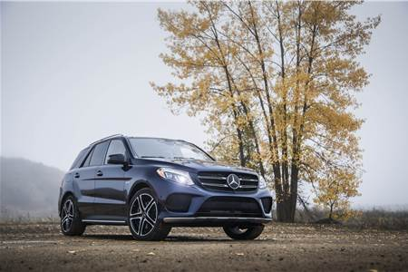 Mercedes-AMG GLE 43 image gallery