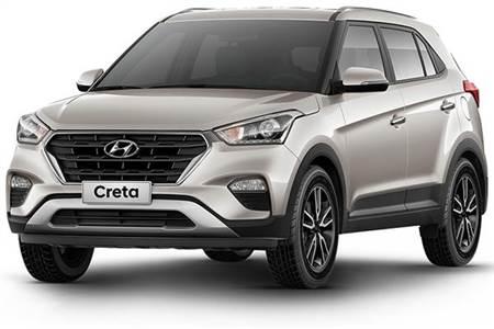 Hyundai Creta facelift image gallery