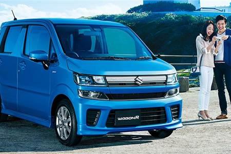 New 2017 Suzuki WagonR image gallery