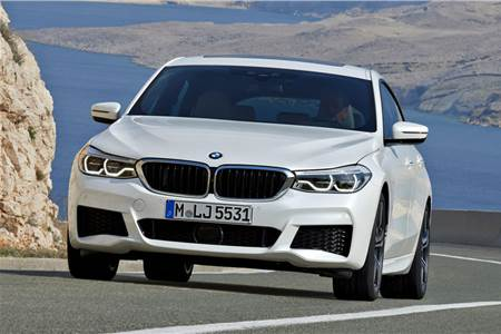 2017 BMW 6-series GT image gallery