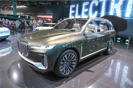 BMW X7 iPerformance Concept image gallery