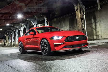 Ford Mustang GT Performance Pack Level 2 image gallery