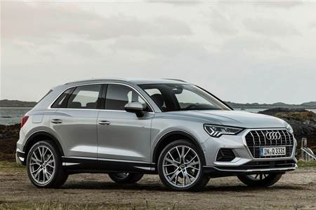 2019 Audi Q3 image gallery