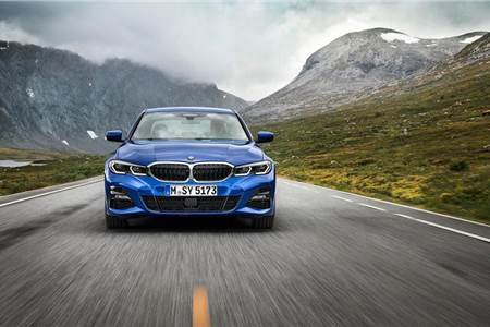 Next-gen BMW 3-series image gallery