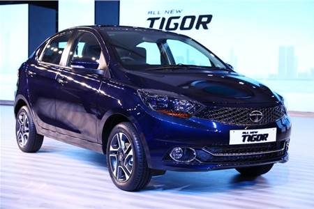 2018 Tata Tigor image gallery