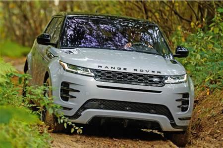 2019 Range Rover Evoque image gallery